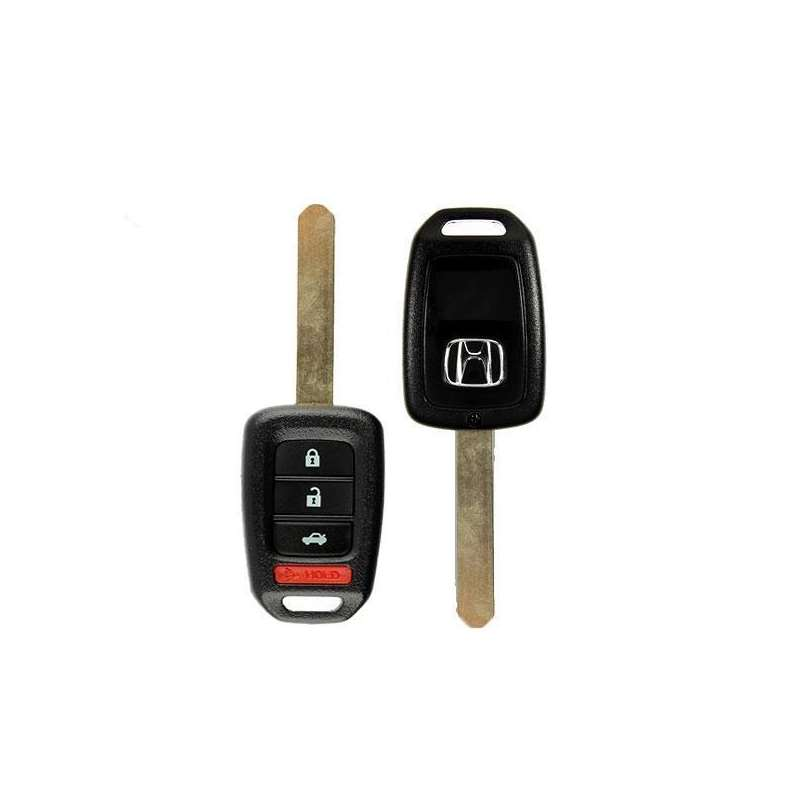 Remote Head Key with Keyless Entry/Trunk/Panic