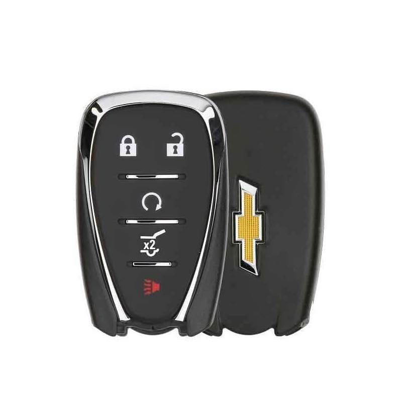 Smart Key Fob with Keyless Entry/Hatch/Panic/Remot