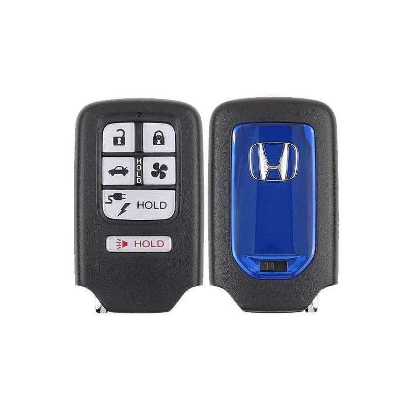 Smart Key Fob with Keyless Entry/Trunk/Fan/Charger