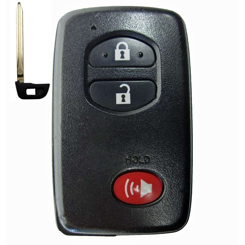 Prox Keyless Entry Remote No Liftgate