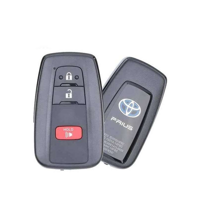 Smart Key Fob with Keyless Entry/Panic