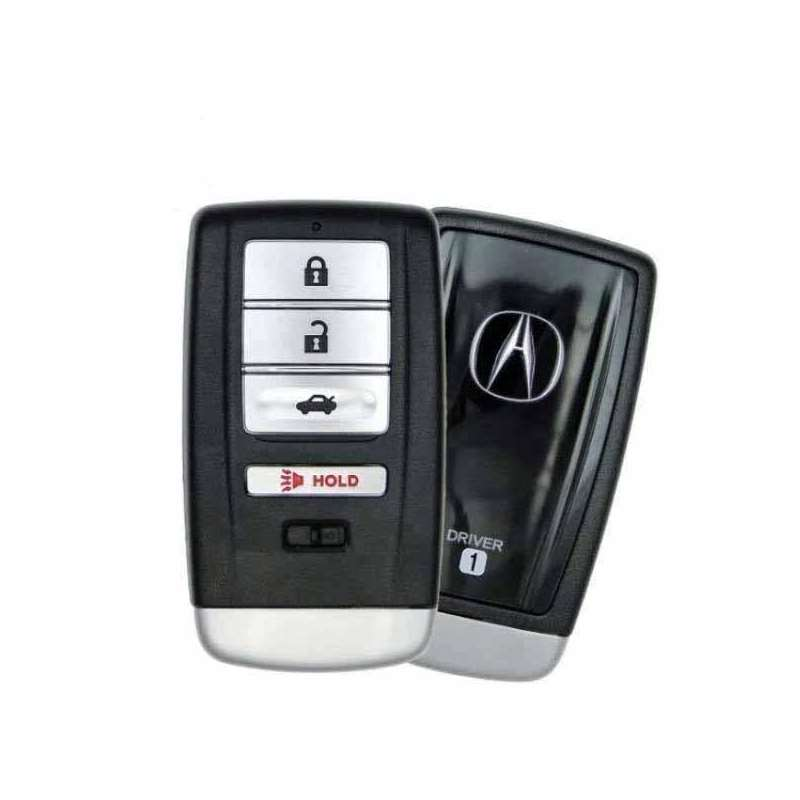 Smart Key Fob with Keyless Entry/Trunk/Panic