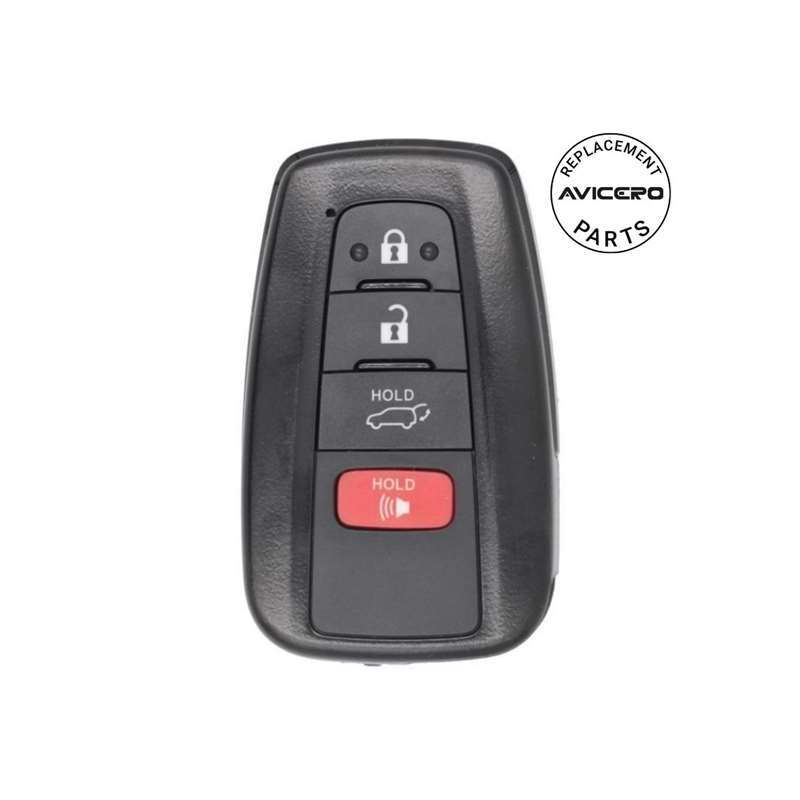 Smart Key Fob with Keyless Entry/Panic2