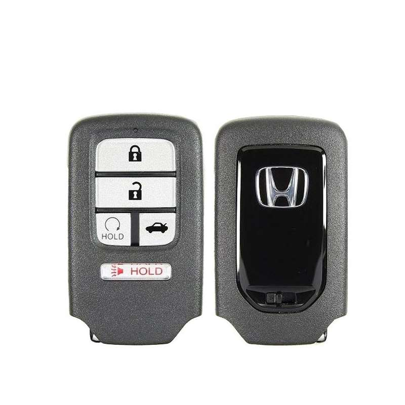 Smart Key Fob with Keyless Entry/Panic/Trunk/Remot