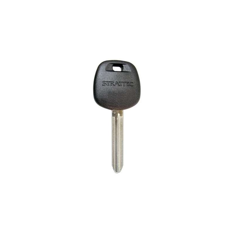 Toyota Dot Transponder Key