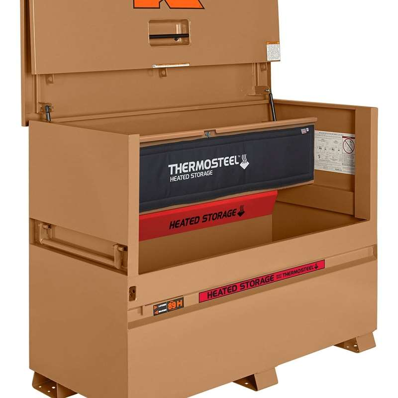 MODEL 89-H STORAGEMASTER® PIANO BOX WITH THER