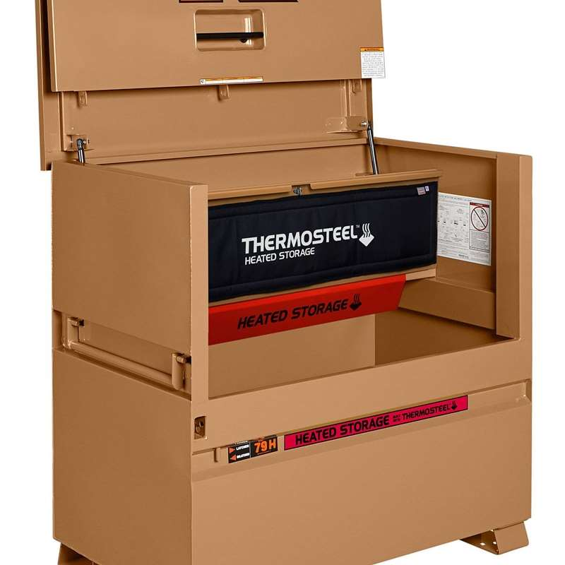 MODEL 79-H STORAGEMASTER® PIANO BOX WITH THER