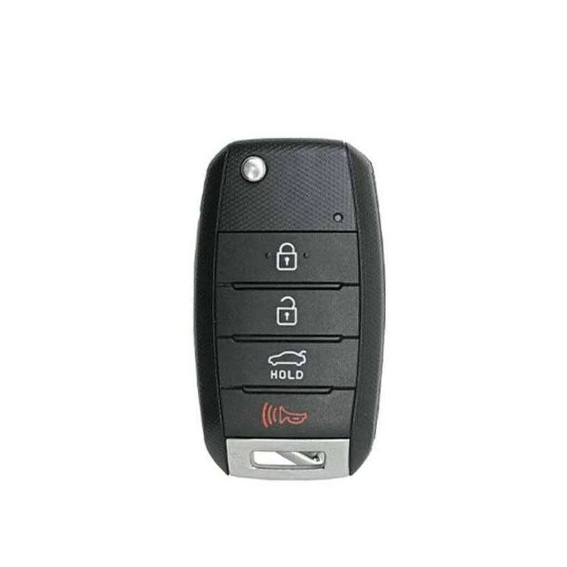 Flipkey Remote with Keyless Entry/Trunk/Panic
