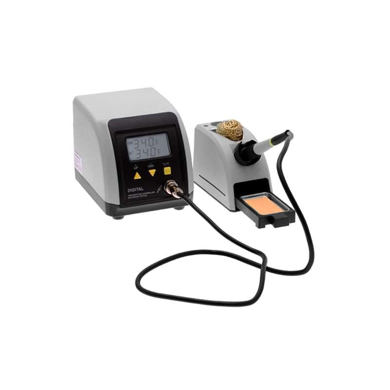Soldering Station With LCD Display ESD Safe 400 Se