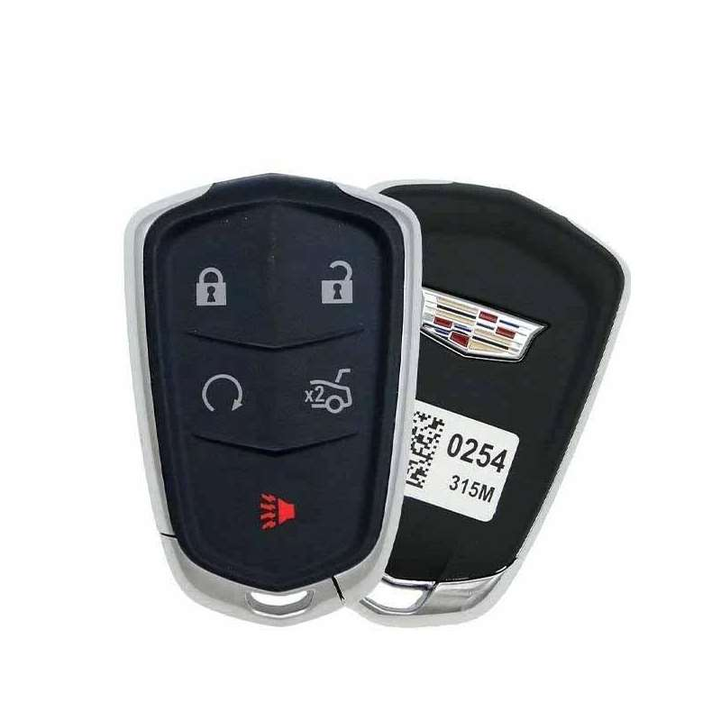 Smart Key Fob with Keyless Entry/Remote Start/Trun
